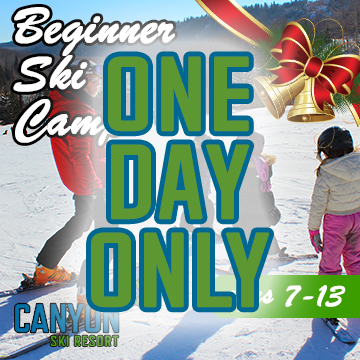 Beginner - One Day Christmas Ski Camp