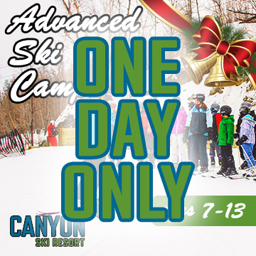 Advanced - One Day Christmas Ski Camp