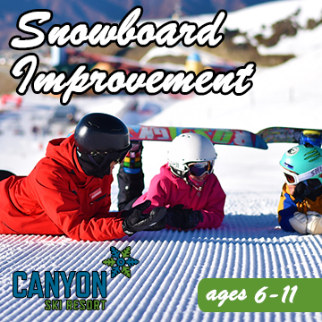 Snowboard Improvement - Ages: 6-11